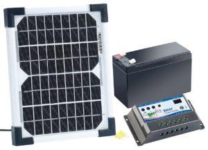 Solar für Kuehlbox